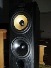 3 B W Lautsprecher