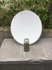 Sat-Schüssel Quad-LNB