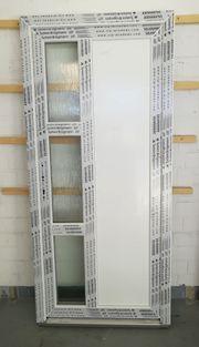 Kunststoff Haustür Haustüre 95x205 cm