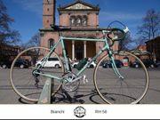 Bianchi Rennrad celeste