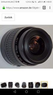 Canon EOS 35-80 mm F5