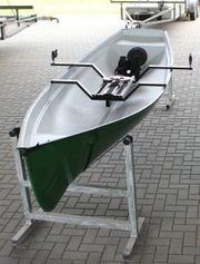 Ruderboot für Jedermann mit Rollsitz