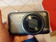 Canon Powershot SX220 HS - Kompakte