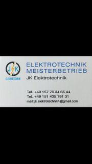 Elektroinstallationsarbeiten zu fairen Preisen Elektriker