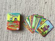 Spieluhrbox mit 40 Karten