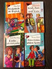 ZUSAMMEN 4 Mädchenbücher