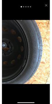 Dunlop Sommerreifen incl Felgen 1er