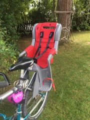 Kindersitz Fahrradsitz Römer Comfort inkl