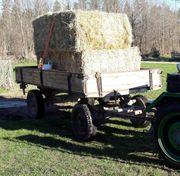 Traktor Anhänger