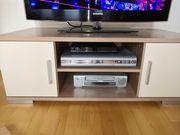TV-Bank mit 2 Türen und
