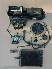 MERCEDES W123 Klimaanlage komplett und