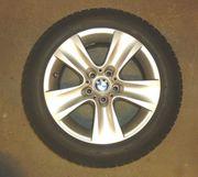 4 orig BMW Alufelgen 8Jx17