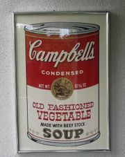 Andy Warhol Campbell s Soup -