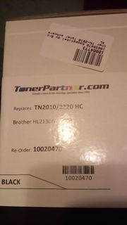 Toner für Brother HL2130 2230