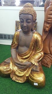 Gartenbuddha - Japanbuddha - Wetterfest - NEU