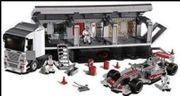 LEGO VODAFONE McLaren Truck Formel