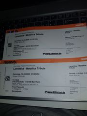 Lamettica - Metallica Tribute - Mannheim - 2