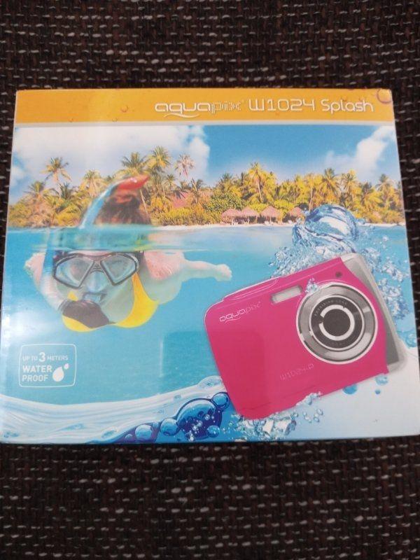 aquapix W1024 splash (unterwasser Kamera )