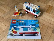 Lego Krankenwagen Setnummer 6666