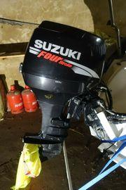 Suzuki DF 50 Bj Außenborder
