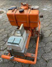 Notstromaggregat - Dieselgenerator