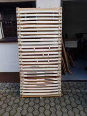 Lattenrost verstellbar 2 Stück 90cmx190