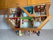 Puppenhaus Holz von Jako-o