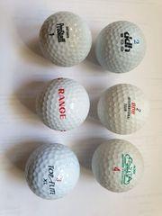 Golfbälle gebraucht