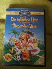 DVD Die tollkühne Hexe in