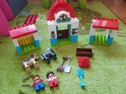 Lego Duplo Reiterstall