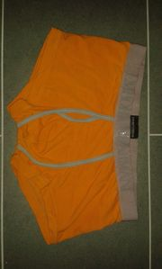 Herrenunterhose orange der Marke Armani