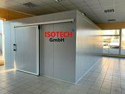 Kühlraum Kühlzellen Tiefkühlzelle Tiefkühlraum 300x400x208cm