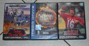 Diverse Games für SEGA MEGA