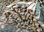 Kirschbaum Scheitholz Brennholz
