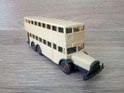 Mercedes Benz D 38 Doppel-Decker-Bus