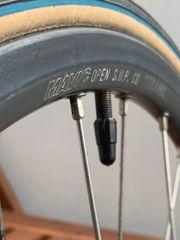Rennrad Shimano 600 Mavic Open