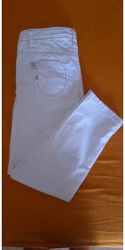 Blue fire jeans damen weiß