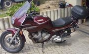 Yamaha XJ600S Diversion - viele Neuteile