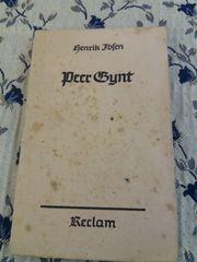 Peer Gynt - Reclam 1937