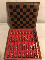 exklusives Schachspiel Don Quichotte aus