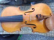 Alte Bratsche Viola H Franze