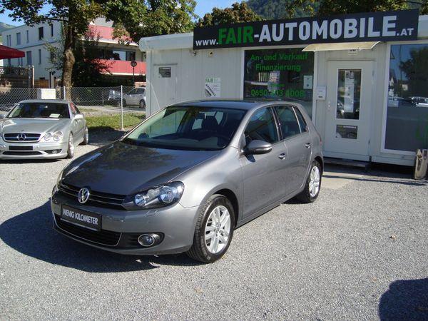 VW GOLF VI HiGHLiNE BMT