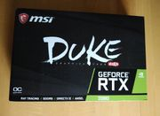 MSI GeForce RTX 2080 DUKE