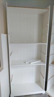 Liatorp Bücherregal weiß Ikea