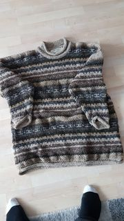 Schaf Woll Pullover