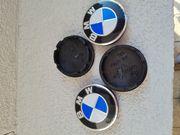 BMW Radnabendeckel