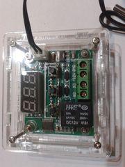Digital-Thermostat Schaltbereich -50 bis 110
