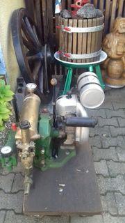 Pumpe für Rückenspritze von Fa