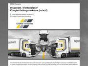 Disponent Flottenplaner Komplettladungsverkehre m w
