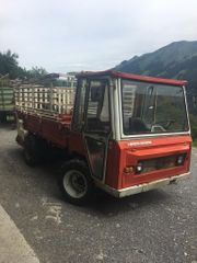 Transporter Lindner T3500 S